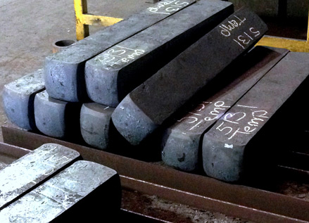 Forged Steel Bars - 8620 Alloy